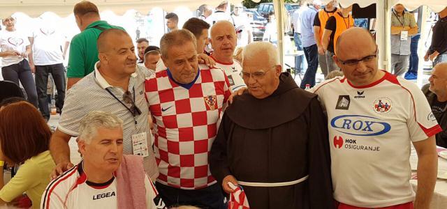 S predsjednikom HDZ-a BiH Draganom Čovićem i Milanom Bandićem