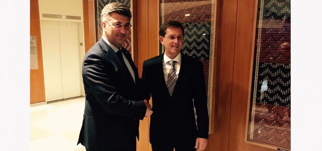 Bilateralni susret s Mirom Cerarom