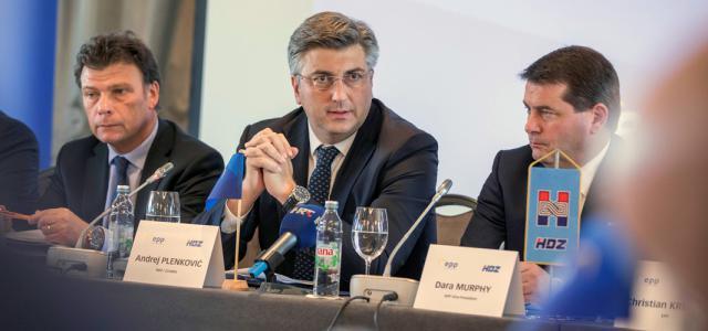 Čvrsto smo se usidrili u politiku stranaka desnog centra, upravo ondje gdje su vrijednosti, principi i programi EPP-a!