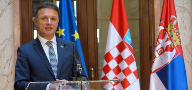Zbog čina kojim je grubo povrijeđeno dostojanstvo Hrvatske prekinuli smo posjet!