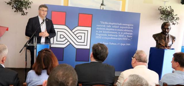 HDZ je najveća, pobjednička stranka desnog centra, kako je to želio i dr. Franjo Tuđman!