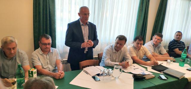 Pomoćnik glavnog tajnika HDZ-a mr. sc. Stjepan Adanić