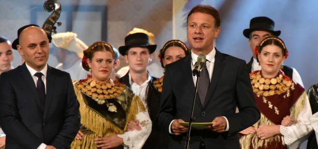 Gordan Jandroković proglasio je manifestaciju otvorenom u društvu s našim gradonačelnikom Ivanom Bosančićem