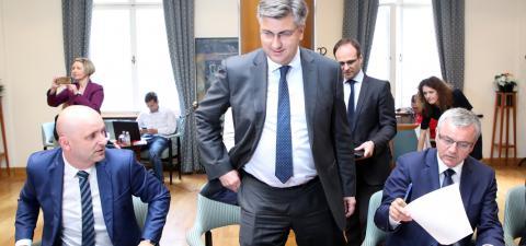 STABILNA VEĆINA: Sa 77 glasova Tolušić potvrđen za novog potpredsjednika Vlade, a Horvat za ministra gospodarstva!