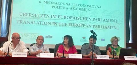 Dubrovnik: Svečano otvorena 6. međunarodna prevoditeljska akademija