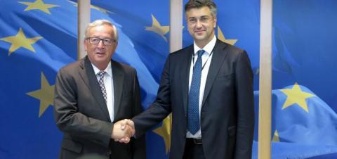 Očekujemo da u suradnji s EK potaknemo hrvatsko gospodarstvo i investicije!