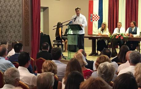 Vladin je cilj omogućiti kvalitetniji život svih naših sugrađana koji žive na otocima!
