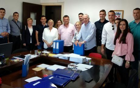 HDZ na izbore izlazi sa listama u sva 34 gradska kotara i mjesna odbora!